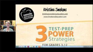 3 Test-Prep Power Strategies