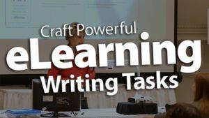 Craft Powerful eLearning Writing Tasks