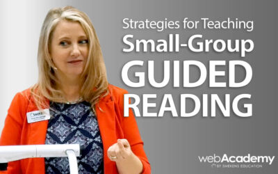 Strategies for Teaching Small-Group Guided Reading