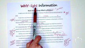 Go Beyond Highlighting—Expect Why-Lighting