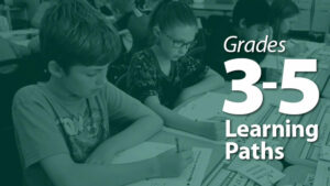 Learning Path | Grades 3-5: 6-Traits Launch