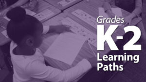 Learning Path | Grades K-2: 6-Traits Launch