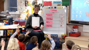 Incorporating Labeling & List-Writing Lessons