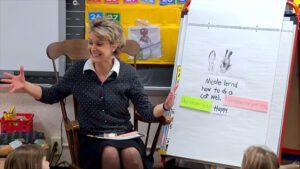 Revise Ideas with Spider-Leg Sentences