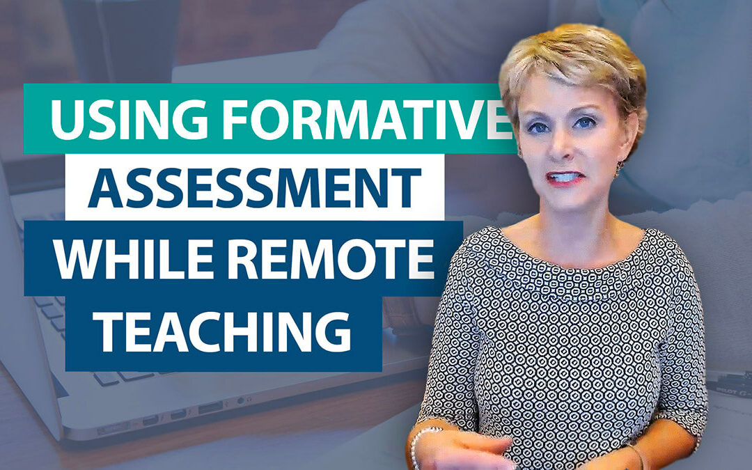 How can I conduct formative assessment virtually?