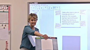 Classroom Activity: Think, Ink, Pair, Square - Instructions for 3-Step Activity