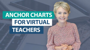How can I use your ready-made lesson resources as a virtual teacher?
