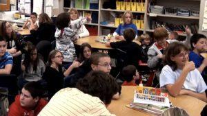 Mini-Lesson: Write Transition Sentences that Blend Ideas
