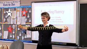 Mini-Lesson: Charting Sentence Fluency