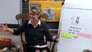 Mini-Lesson: Turn Fragments into Sentences