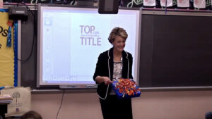 Mini-Lesson: Strong Titles