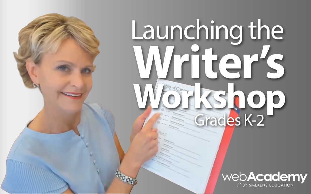 Launching the Writer's Workshop: K-2